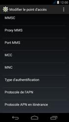 Acer Liquid Jade S - Internet - Configuration manuelle - Étape 15