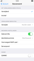 Apple iPhone 7 iOS 11 - E-mail - Instellingen KPNMail controleren - Stap 24