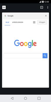 LG G6 (LG-H870) - Internet - Hoe te internetten - Stap 17