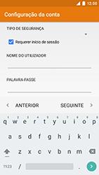 NOS Neva 80 - Email - Configurar a conta de Email -  17