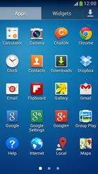 Samsung C105 Galaxy S IV Zoom LTE - Internet - Manual configuration - Step 19