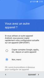 Samsung Galaxy S7 - Premiers pas - Créer un compte - Étape 10