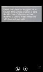 Nokia Lumia 520 - Photos, vidéos, musique - Créer une vidéo - Étape 5