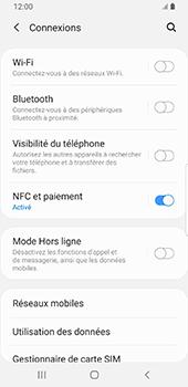 Samsung Galaxy S9 Android Pie - Internet - activer ou désactiver - Étape 5