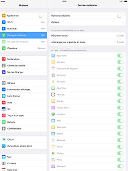 Apple iPad Pro 12.9 (1st gen) - iOS 10 - Internet - Activer ou désactiver - Étape 5