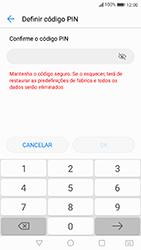 Huawei P10 Lite - Segurança - Como ativar o código de bloqueio do ecrã -  8