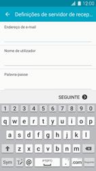 Samsung Galaxy S5 - Email - Configurar a conta de Email -  9