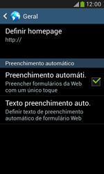 Samsung Galaxy Trend Plus - Internet no telemóvel - Como configurar ligação à internet -  25