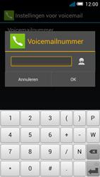 Alcatel POP C7 (OT-7041X) - Voicemail - handmatig instellen - Stap 11