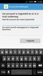 Alcatel OneTouch PIXI 3 (4.5) 3G (OT-4027X) - E-mail - Handmatig instellen - Stap 22