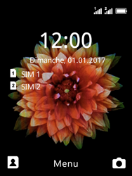 Nokia 3310 - Photos, vidéos, musique - Ecouter de la musique - Étape 1