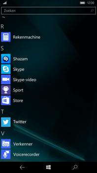 Microsoft Lumia 950 XL - Applicaties - MyProximus - Stap 3