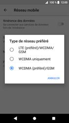 Sony Xperia XZ1 - Internet et connexion - Activer la 4G - Étape 7