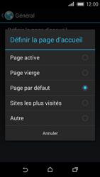 HTC Desire 320 - Internet - Configuration manuelle - Étape 24