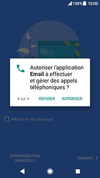 Sony Xperia XA2 Ultra - E-mails - Ajouter ou modifier votre compte Outlook - Étape 13
