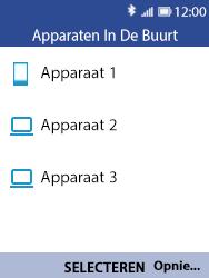 Nokia 8110-ta-1071 - Bluetooth - Headset, carkit verbinding - Stap 7