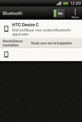 HTC A320e Desire C - Bluetooth - koppelen met ander apparaat - Stap 9