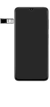 Samsung Galaxy A70 - Device - Insert SIM card - Step 6