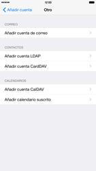 Apple iPhone 6 Plus iOS 8 - E-mail - Configurar correo electrónico - Paso 6