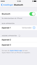 Apple iPhone 5c met iOS 9 (Model A1507) - Bluetooth - Headset, carkit verbinding - Stap 6