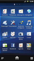 Sony Ericsson Xperia Neo - Internet - navigation sur Internet - Étape 2