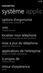 Nokia Lumia 920 LTE - Réseau - Installation de mises à jour - Étape 5
