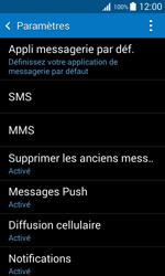 Samsung G318H Galaxy Trend 2 Lite - SMS - Configuration manuelle - Étape 6