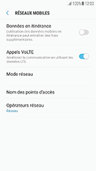 Samsung Galaxy J3 (2017) - Réseau - Sélection manuelle du réseau - Étape 6