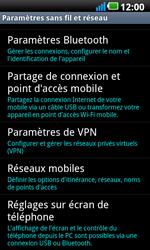 LG P990 Optimus 2X Speed - Internet - activer ou désactiver - Étape 5