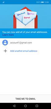 Huawei P20 Lite - E-mail - Manual configuration (gmail) - Step 12