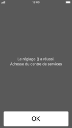 Apple iPhone SE - iOS 13 - SMS - Configuration manuelle - Étape 6