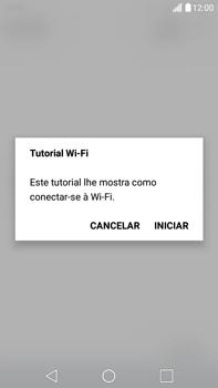 LG G5 Stylus - Wi-Fi - Como configurar uma rede wi fi - Etapa 4