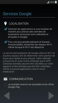 Samsung Galaxy Note 4 - Premiers pas - Créer un compte - Étape 19