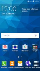 Samsung Galaxy Grand Prime - Segurança - Como ativar o código PIN do cartão de telemóvel -  1