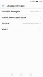 Huawei P9 - Android Nougat - Messagerie vocale - configuration manuelle - Étape 10