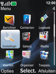Nokia 6600i slide - Internet - Handmatig instellen - Stap 3