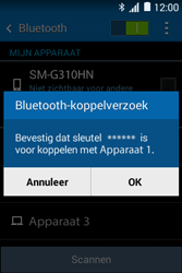 Samsung Galaxy Young2 (SM-G130HN) - Bluetooth - Headset, carkit verbinding - Stap 7