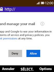 Nokia 8110 Banana - E-mail - 032a. Email wizard - Gmail - Étape 10