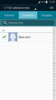 Samsung Galaxy Note 4 - E-mails - Envoyer un e-mail - Étape 7