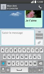LG F70 - Contact, Appels, SMS/MMS - Envoyer un MMS - Étape 20