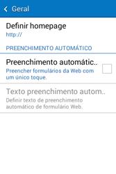 Samsung Galaxy Young II - Internet no telemóvel - Como configurar ligação à internet -  25