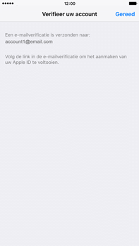 Apple iPhone 6 Plus met iOS 9 (Model A1524) - Applicaties - Account aanmaken - Stap 24