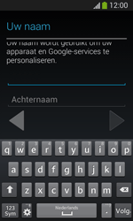 Samsung Galaxy S3 Mini VE (I8200N) - Applicaties - Account aanmaken - Stap 6