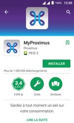 Alcatel Pixi 4 (4) - Applications - MyProximus - Étape 8