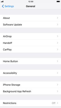 Apple Apple iPhone 6s Plus iOS 11 - Device - Software update - Step 5