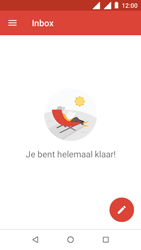 Nokia 1 - E-mail - e-mail instellen (outlook) - Stap 13