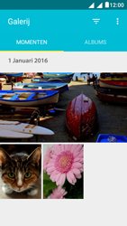 Alcatel Pixi 4 (5) 4G (5045X) - Contacten en data - Foto