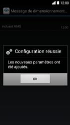 Huawei Ascend Y530 - MMS - Configuration automatique - Étape 7