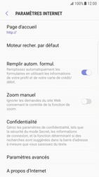 Samsung Galaxy S6 Edge - Android Nougat - Internet - configuration manuelle - Étape 28