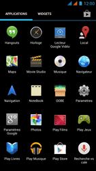 Wiko Rainbow - Internet - Navigation sur Internet - Étape 2